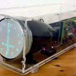 Scope Clock Using 'Stock' Parts