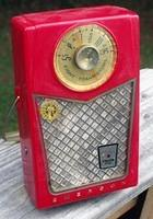 Emerson 888 'Pioneer' 6 Transistor Coat Pocket Radio